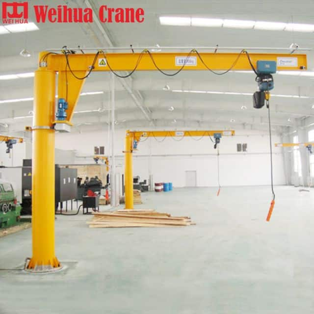 WEIHUA Floor-Mounted Jib Crane