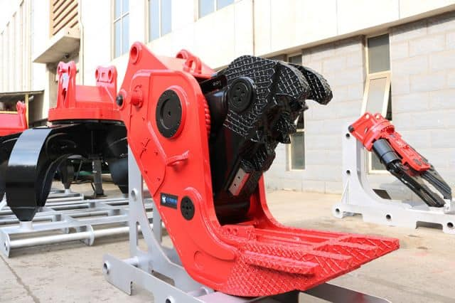 Juxiang hydraulic Pulverizer for sale