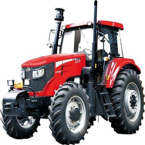 Wei-Tai Tractor products 40-50 HP Mini Garden Tractor TT500-D TT504-D TT450-D TT454D Wheeled Tractor