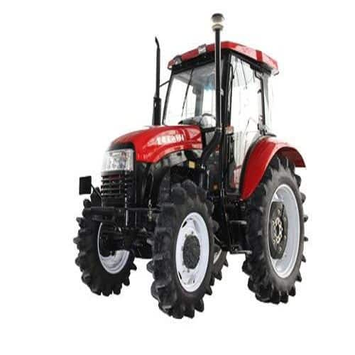 Wei-Tai Tractor products 40-50 HP series  Wheeled Tractor TT504-D  TT500-D TT350 Wheeled Tractor