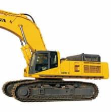 DLS760-8 hydraulic excavotor 70ton large type excavator