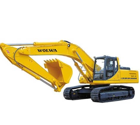 DLS270-8LC hydraulic excavator 27ton large type excavator