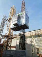 XZJJ SC200/200  lifting the elevator storage buildings farm buildings