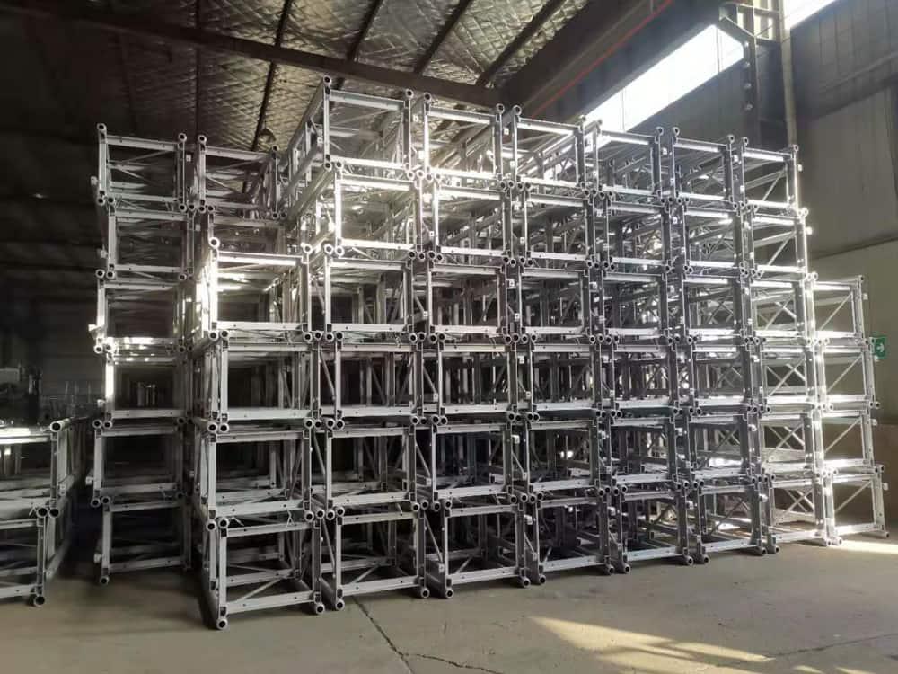 XZJJ SC200/200 convenient transport cage new type crane elevator