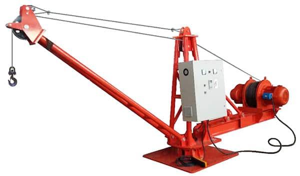 Xuzhou Worldo  Multi-functional Portable Hoist Machine TSJ(R100) for sale