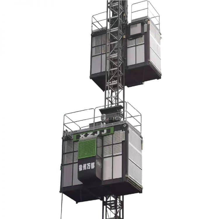 Xuzhou Worldo  Construction Elevator SC320  Series  for sale