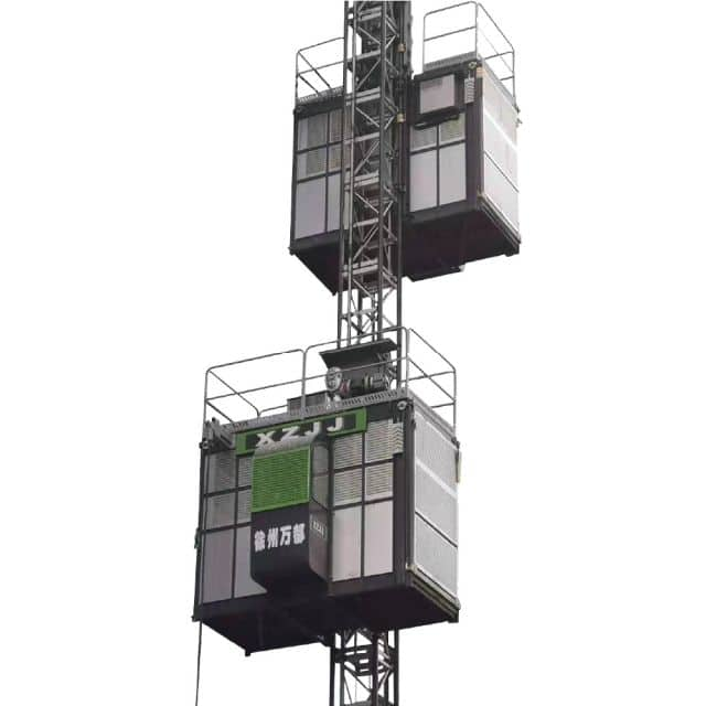 Xuzhou Worldo  Construction Elevator SC320  Series  for sale
