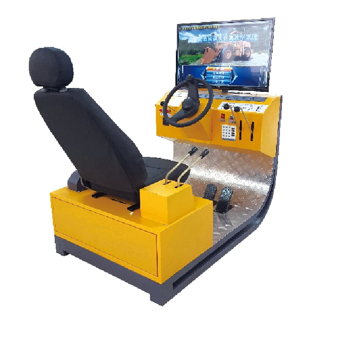 Wheel Loader Training&Examination Simulator