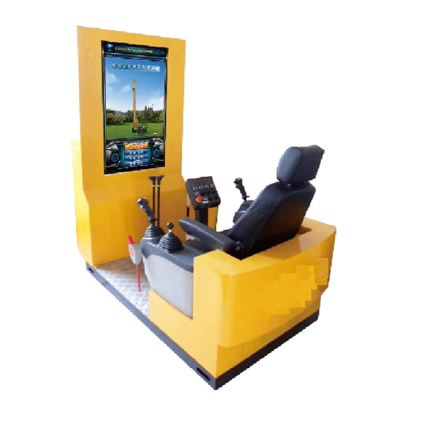 Rotary Drilling Rig Training&Examination Simulator
