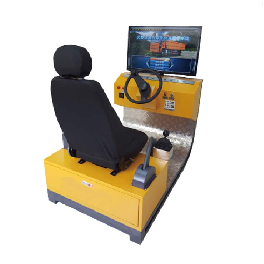 Dump Truck Training&Examination Simulator