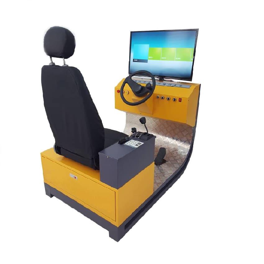 Road Roller Training&Examination Simulator