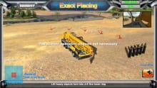 Truck Crane Training&Examination Simulator