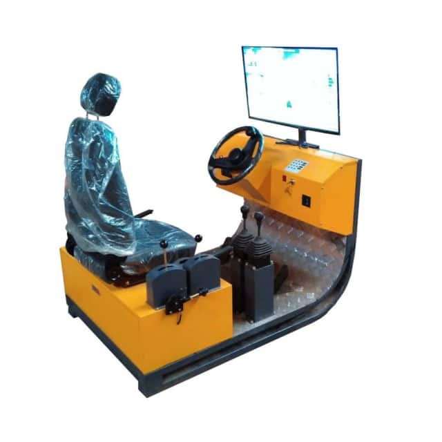Tractor Training&Examination Simulator