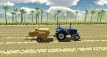 Tractor Training&Examination Simulator