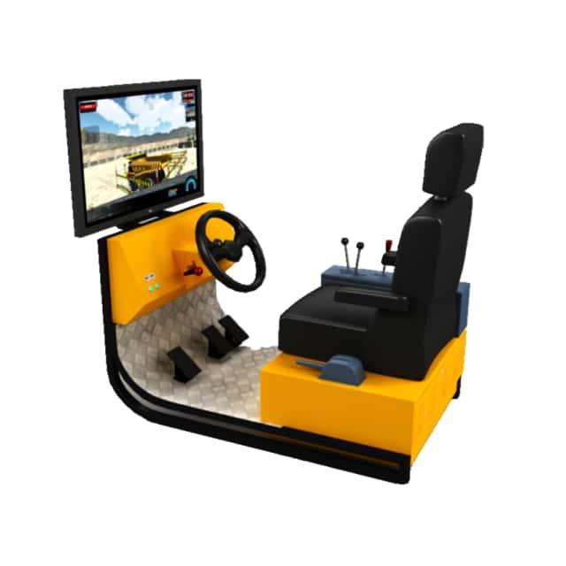 Mining Off-highway Truck Training&Examination Simulator