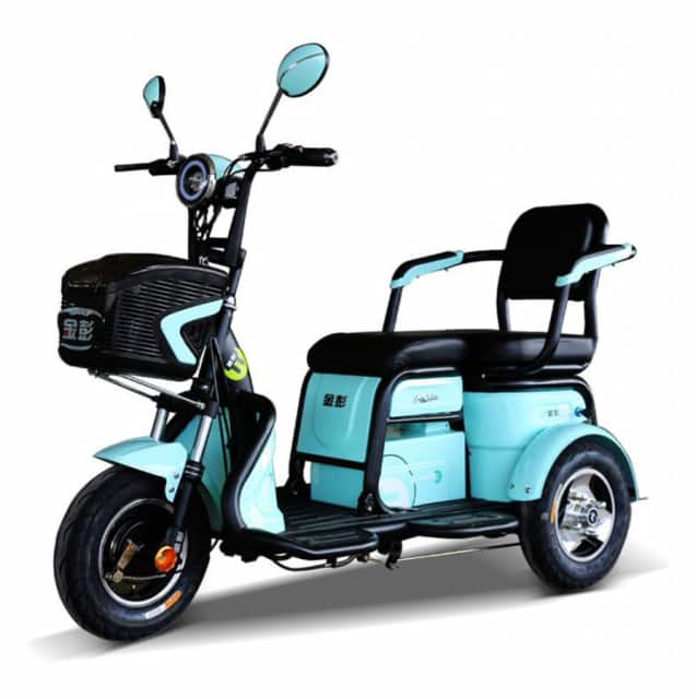Hot sale 3 wheels electric tricycle