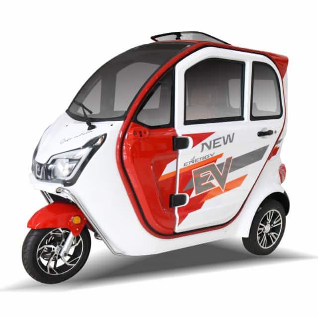 3 wheels Open electric Trike in hot sale