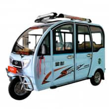 3 wheels Open electric Trike in hot sale
