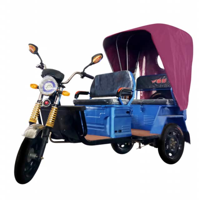 Electric Tricycle, China XCMG Transportation Vehicle