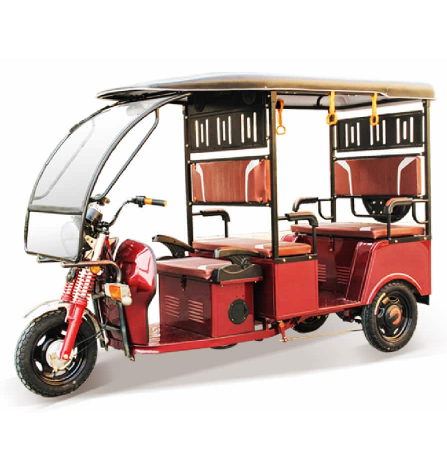 Kingbon Electric rickshaw for passenger