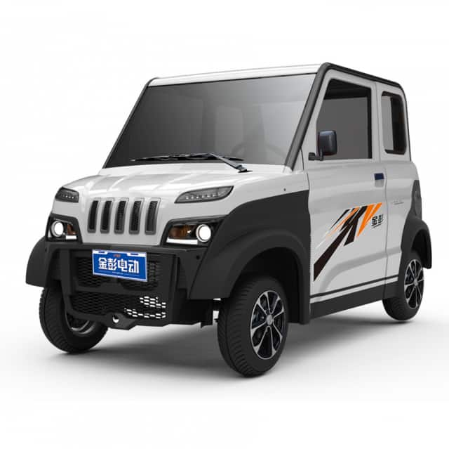 Small electric car - X5