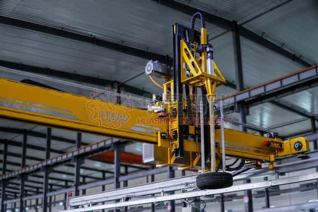 Qingdao Huashine   5/5000 Truss manipulator