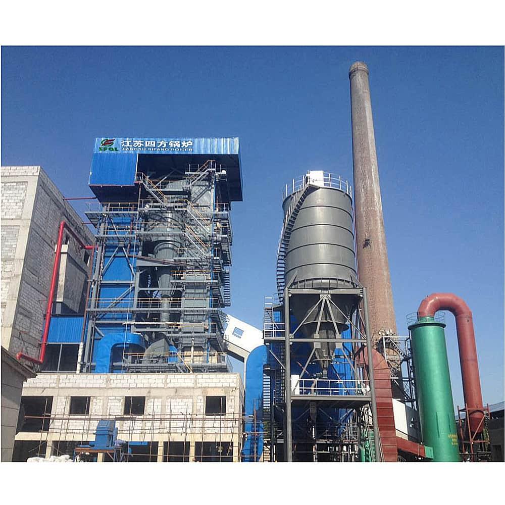 Jiashili 20t/h pulverized coal boiler