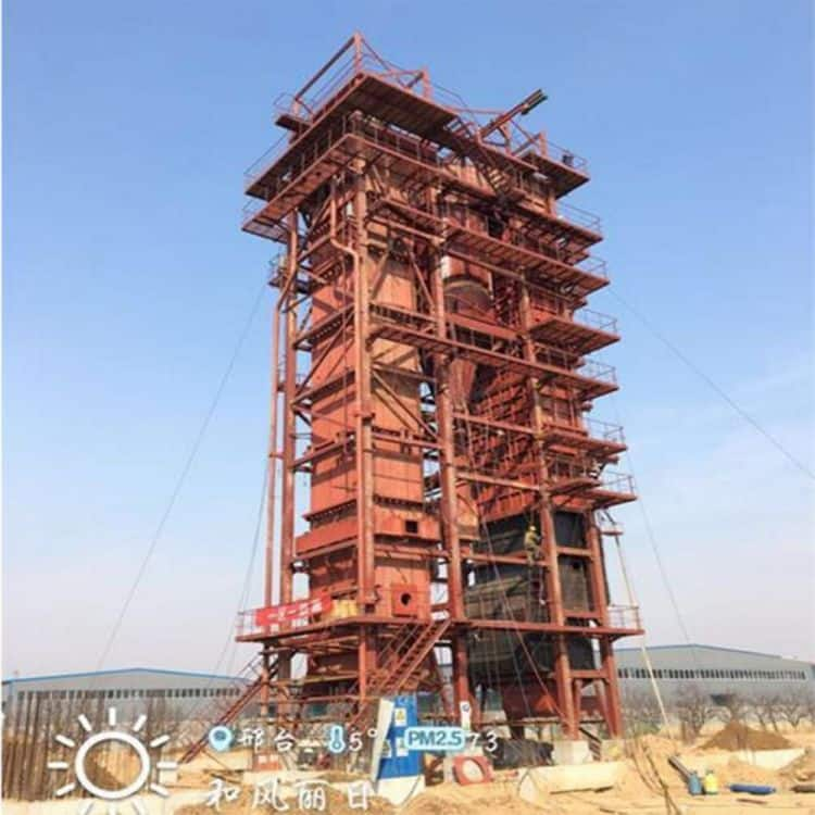 Shanxi Ruiheng 150t/h CFB