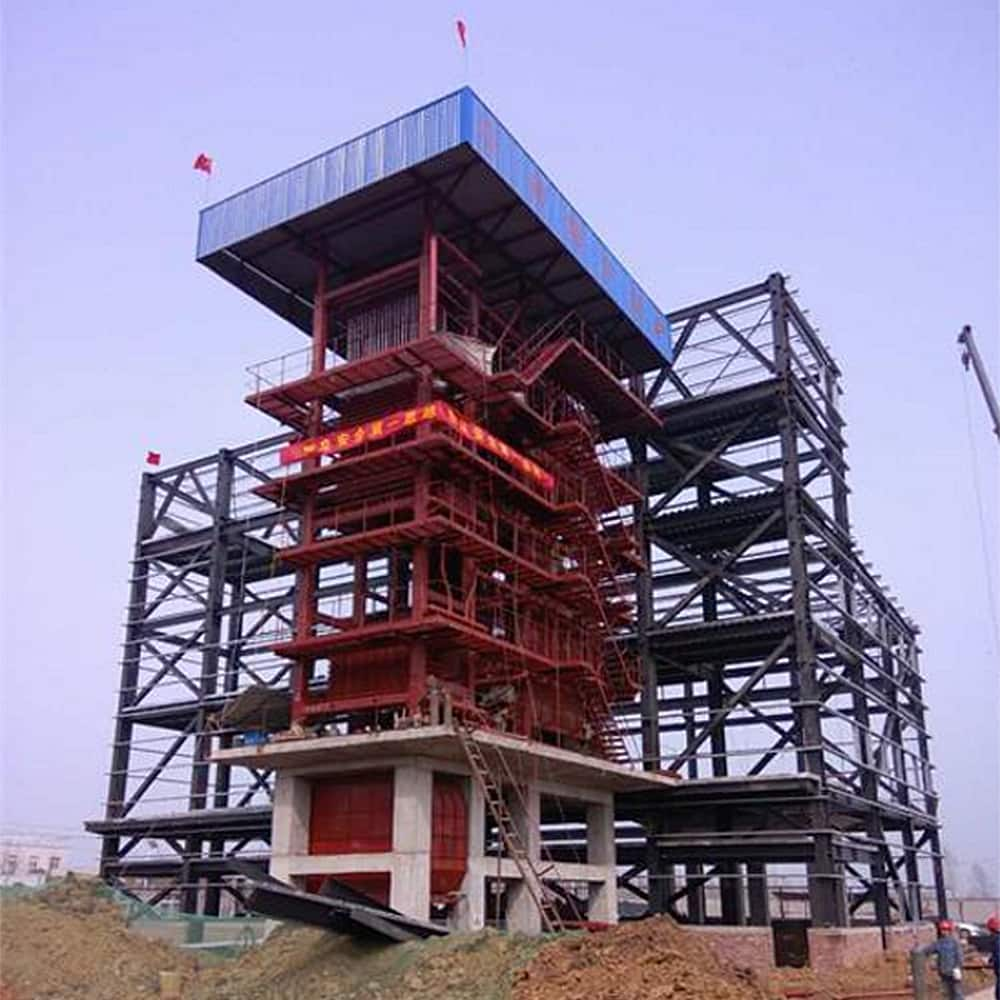 Luohe Xinsheng 30t/h CFB