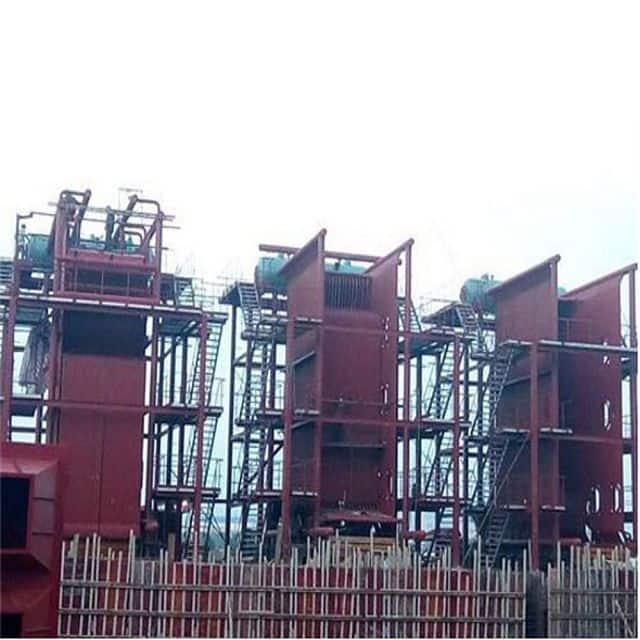 Taizhou 25t/h corner tube boiler