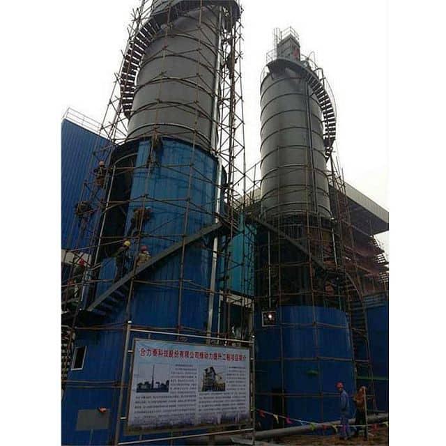 Helitai 50t/h pulverized coal boiler