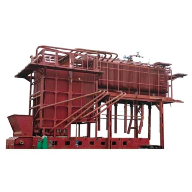 SZL four items assembled water-tube boiler