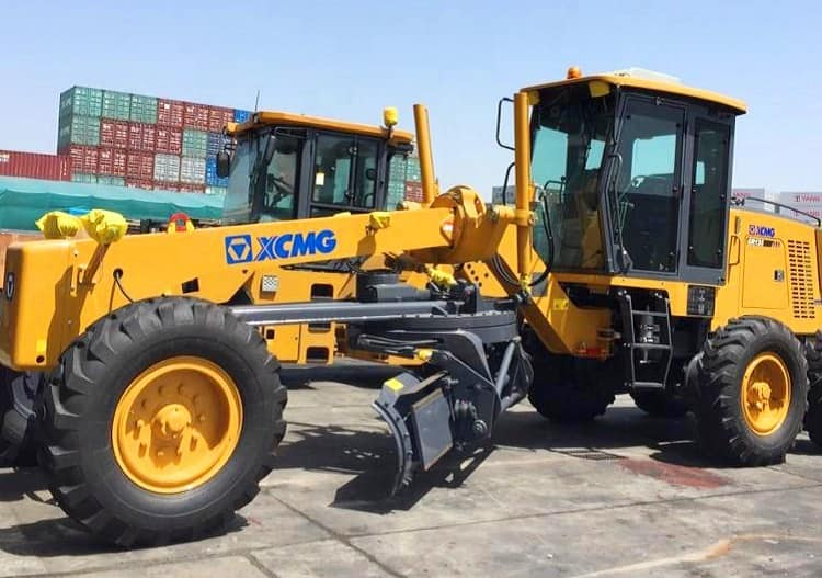 XCMG new motor graders GR1653 china 160HP tractor road motor grader machine for sale