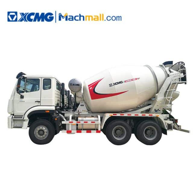 XCMG Official G06K Cement Mixing Machinery China small truck mixer for sale