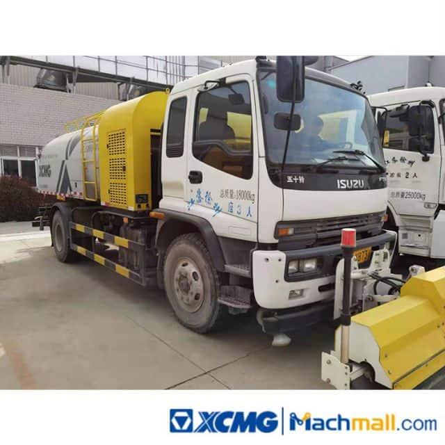XCMG 9 Ton XZJ5180GQXQ5 High Pressure Used Water Tank Sprinkler Truck Price
