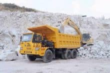 XCMG Official NXG5550DT 6*4 50 ton Off-road Mining Dump Truck for sale