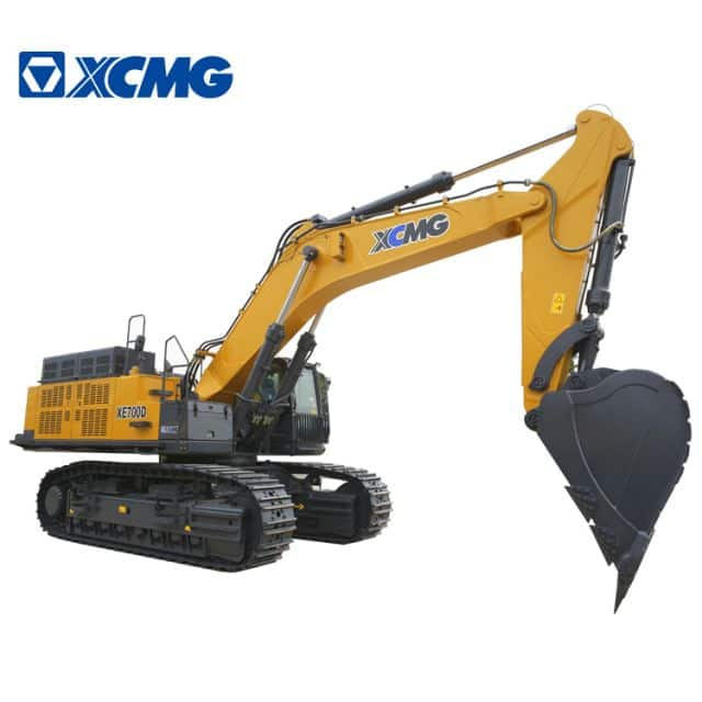 XCMG 70 Ton Large Crawler Mine Excavator Machine XE700D Price
