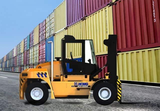 XCMG Brand New 16 Ton XCF1606K Forklift truck Price