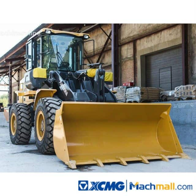XCMG 3 Ton LW300KN Used Wheel Loader For Sale