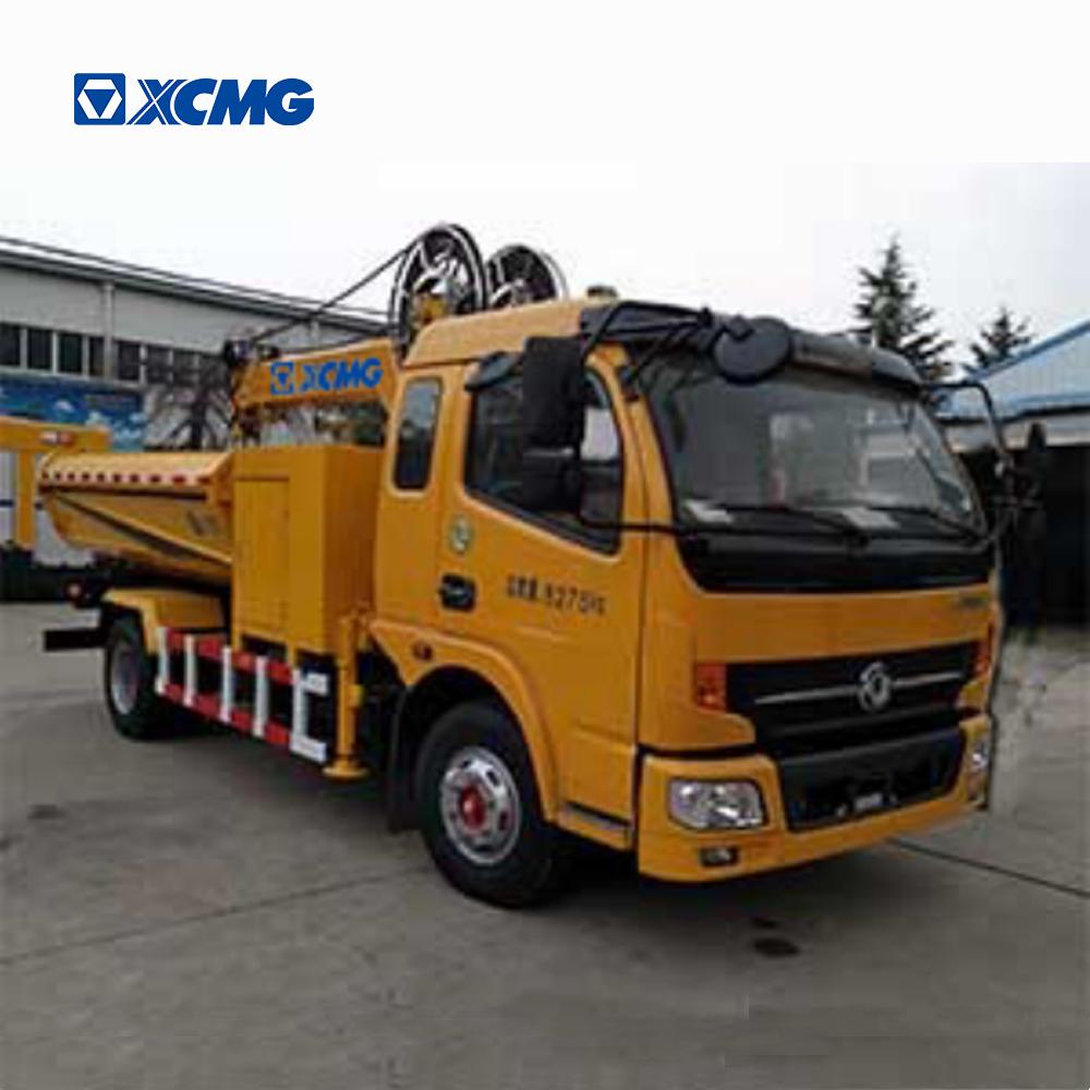 XCMG XQY805 Grab bucket garbage truck