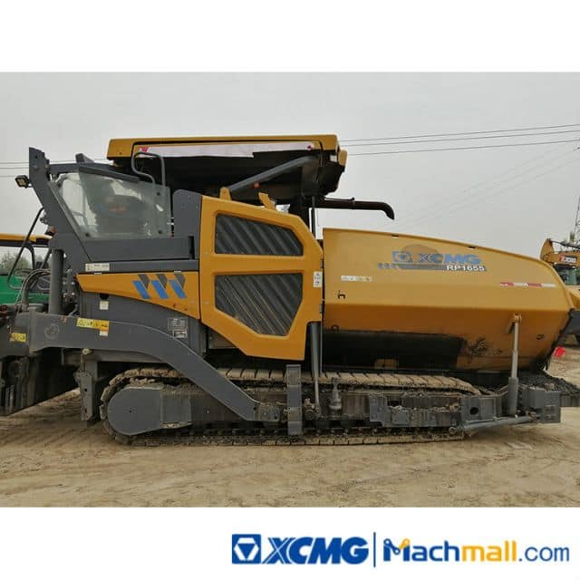 XCMG Factory 16m RP1655 Used Road Paver Machine For Sale