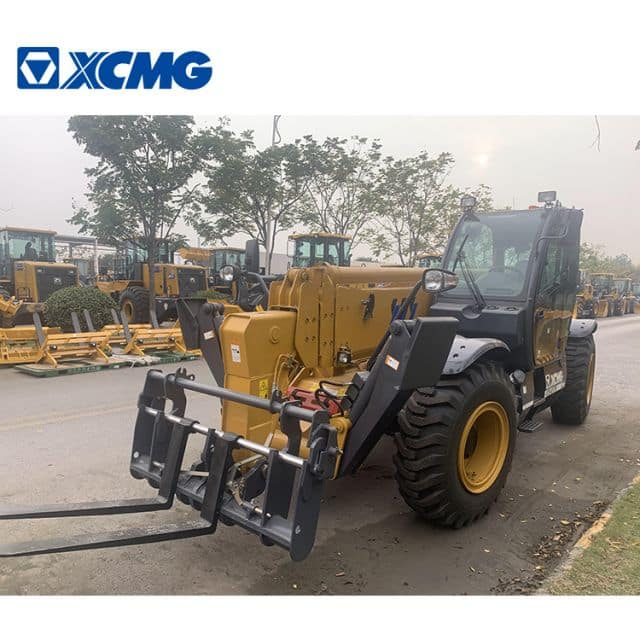 XCMG Official XC6-4517K 17m Telescopic Forklift Telehandler For Sale
