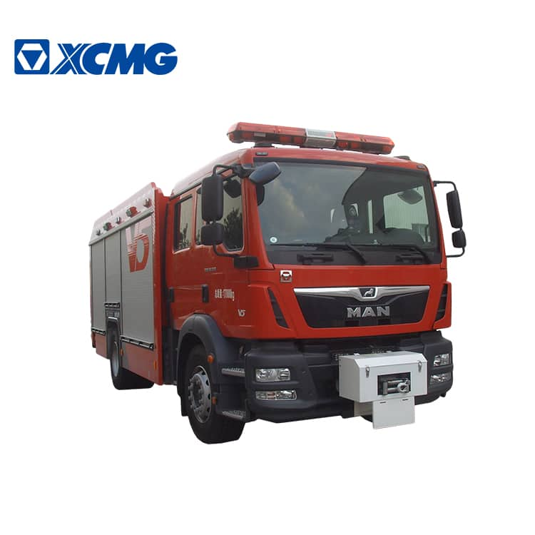 XCMG official multifunction fire fighting truck rescue fire truck AP50F1