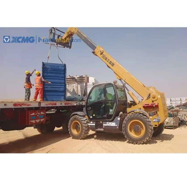 XCMG Telehandler | 4wd Rough Terrain Forklift for sale