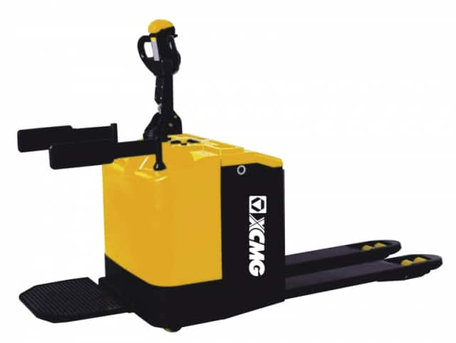XCMG Official 1.5-3.0T Electric Pallet Truck for sale