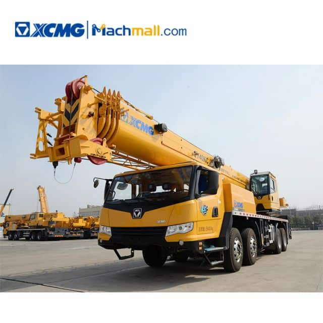 40 ton XCMG mobile truck crane QY40KC with best price