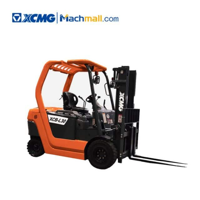 3 ton XCMG small lithium forklift XCB-L30 for sale