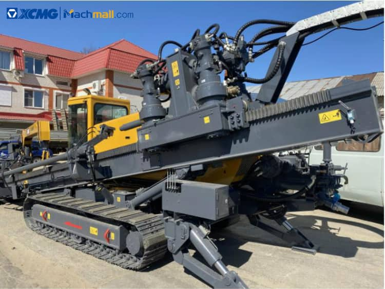 XCMG Maximum 960KN Horizontal Directional Drilling Rig XZ450 Plus Machine