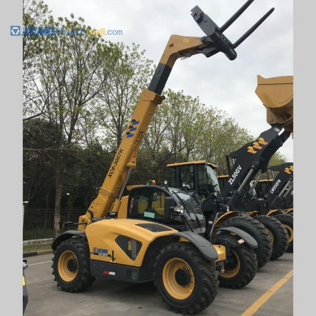 XCMG 3 ton compacted small telehandler for sale
