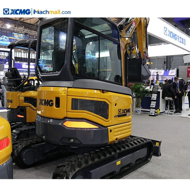 XCMG 2 ton excavator mini digger XE27U price